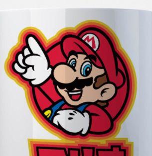 2er Set Nintendo Motiv Tassen für nur 13,98€(statt 24€)