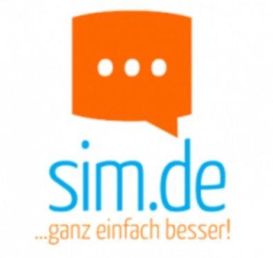 Sim.de o2 Allnet-Flat mit 7GB LTE für 7,77€ mtl. – nur 3 Monate Laufzeit