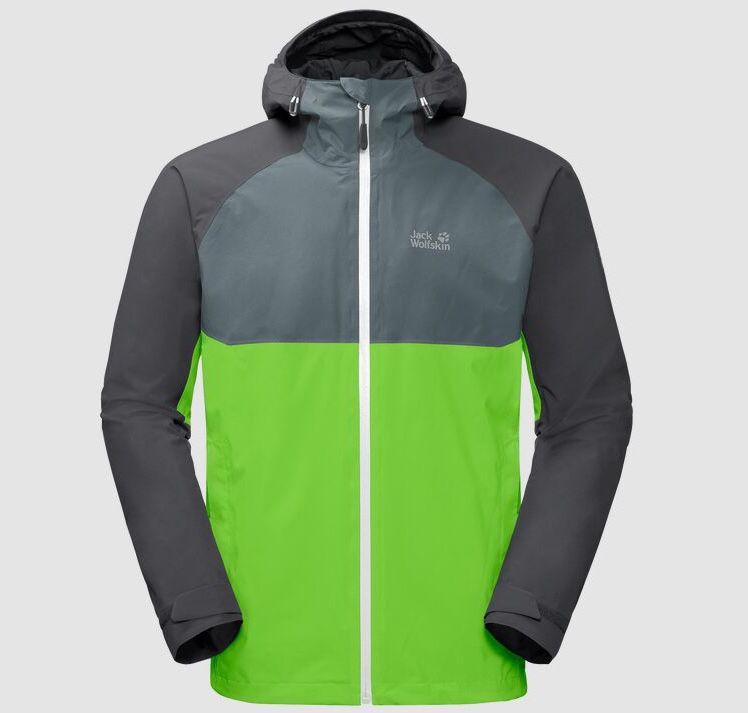 Jack Wolfskin Mount ISA 3in1 Hardshell Jacke für 124,95€ (statt 170€)