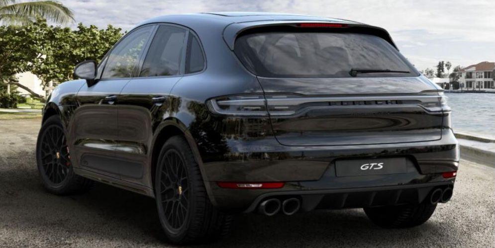Gewerbe: Porsche Macan GTS mit Luftfederung & 381 PS für 788,53€ mtl. netto