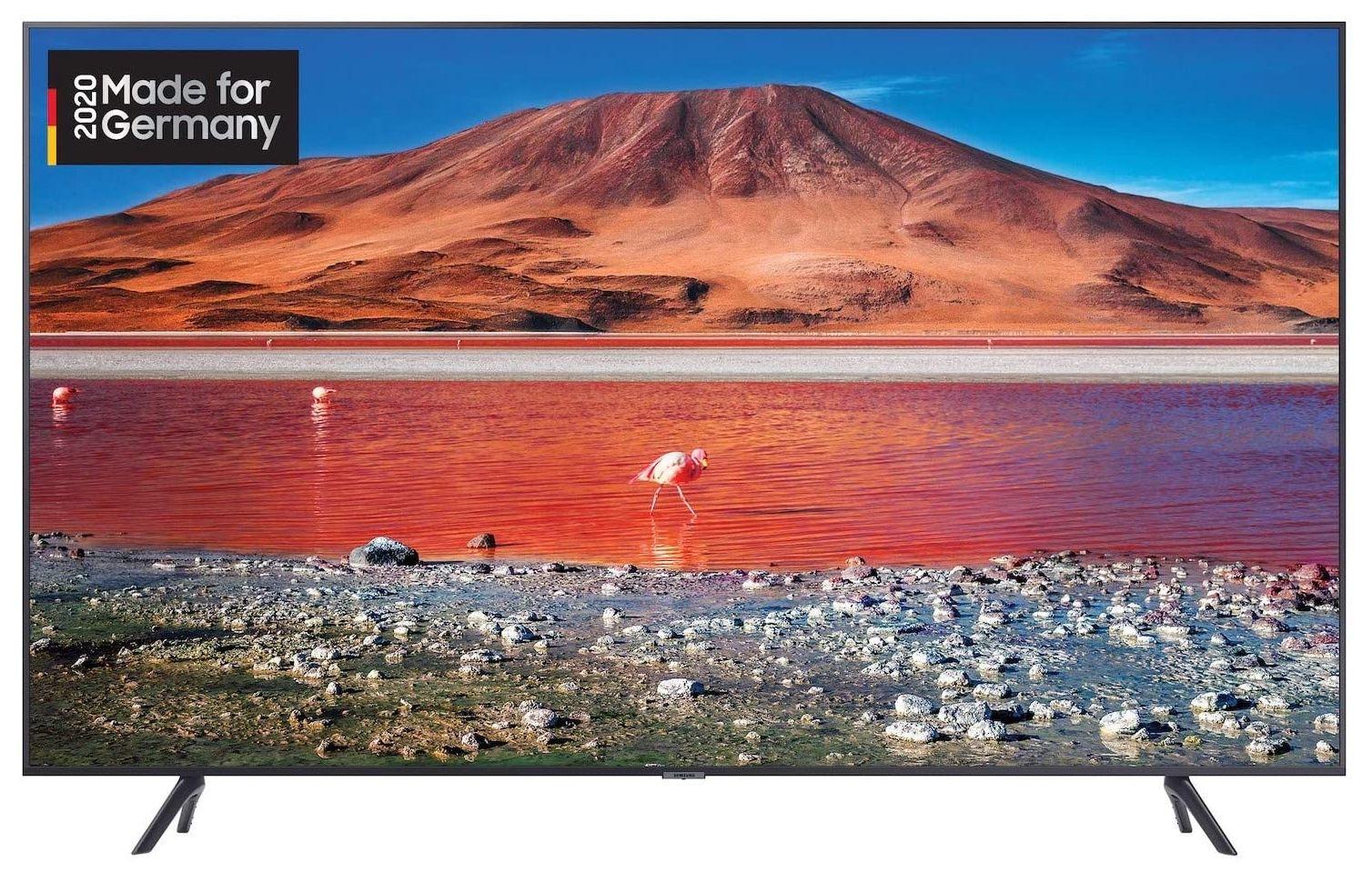 Samsung GU75TU7079U   75 Zoll UHD Fernseher für 769€ (statt 924€)