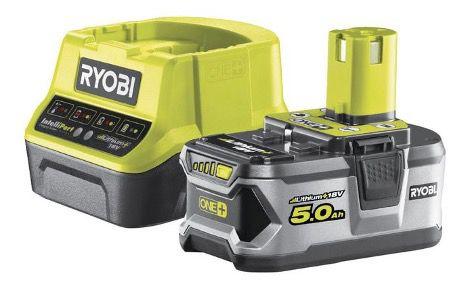Ryobi 18 V Akku Starter Set ONE+ RC18120 150 für 99,99€ (statt 110€)