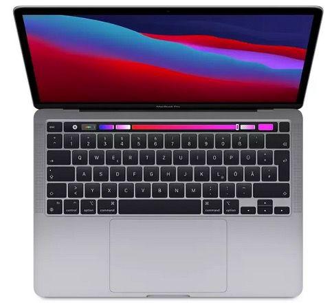 MacBook Pro M1 mit 8GB und 256GB für 79€ mit O2 Free Unlimited Max LTE / 5G für 74,99€ mtl.