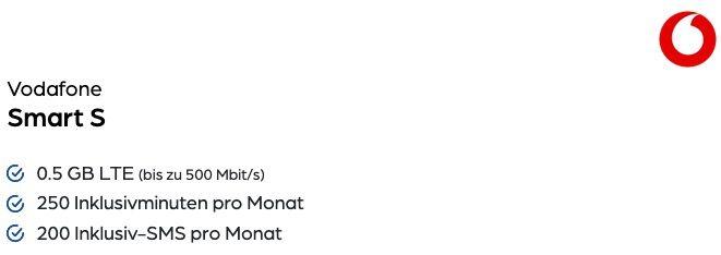 OnePlus Nord N100 für 4,95€ mit Vodafone Tarif inkl. 250 Minuten, 200 SMS und 500MB LTE für 4,99€ mtl.