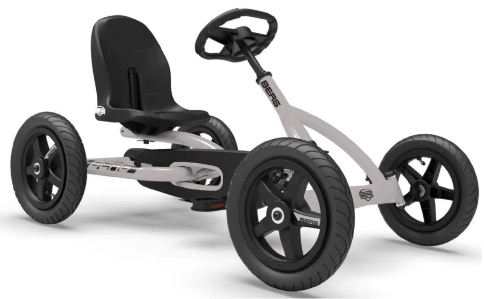 BERG Pedal Go Kart Buddy Grey Sondermodell (limitiert) für 215€ inkl. VSK (statt 265€)