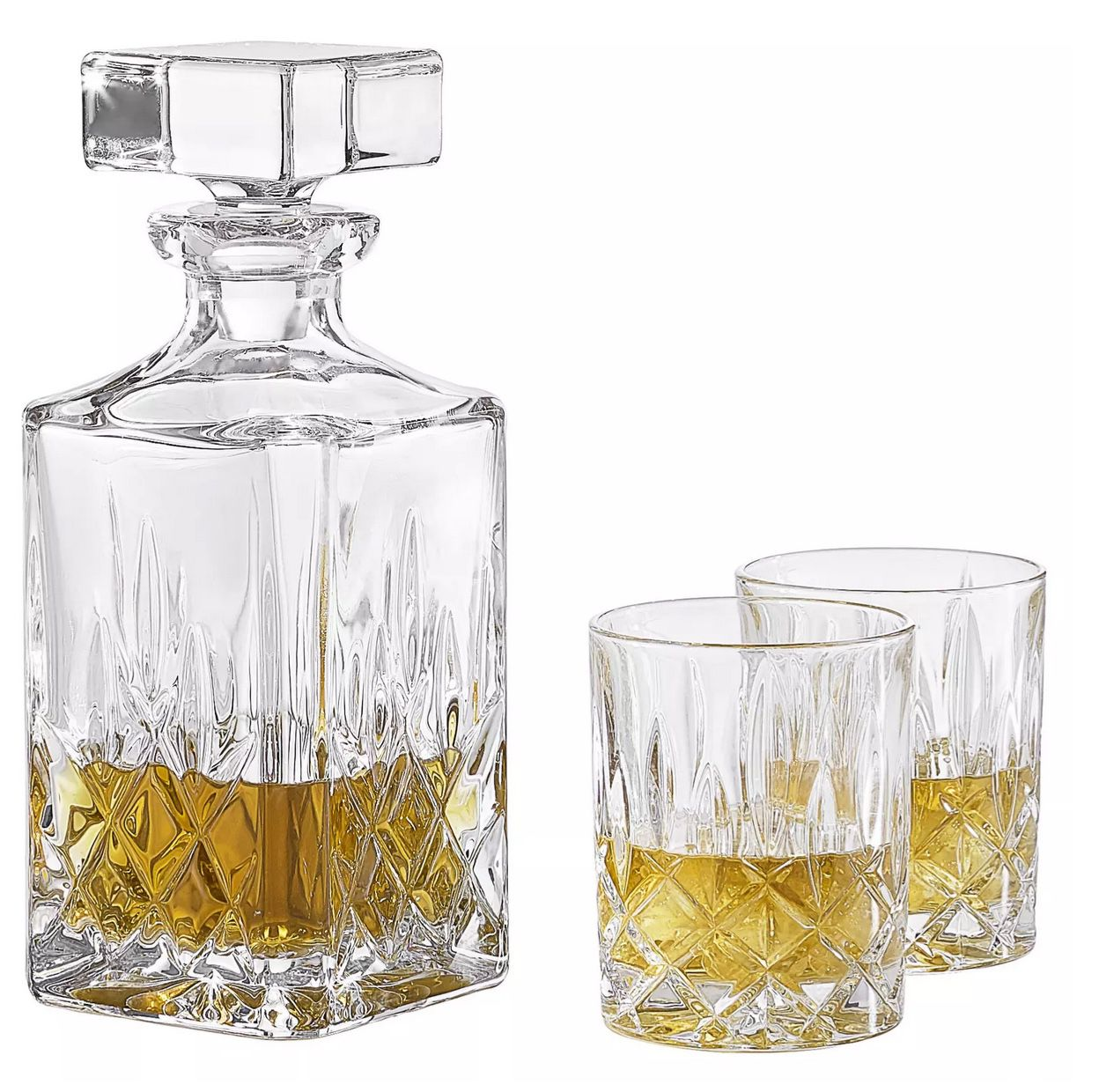 Nachtmann 3 teiliges Whisky Set Noblesse für 24€ (statt 50€)
