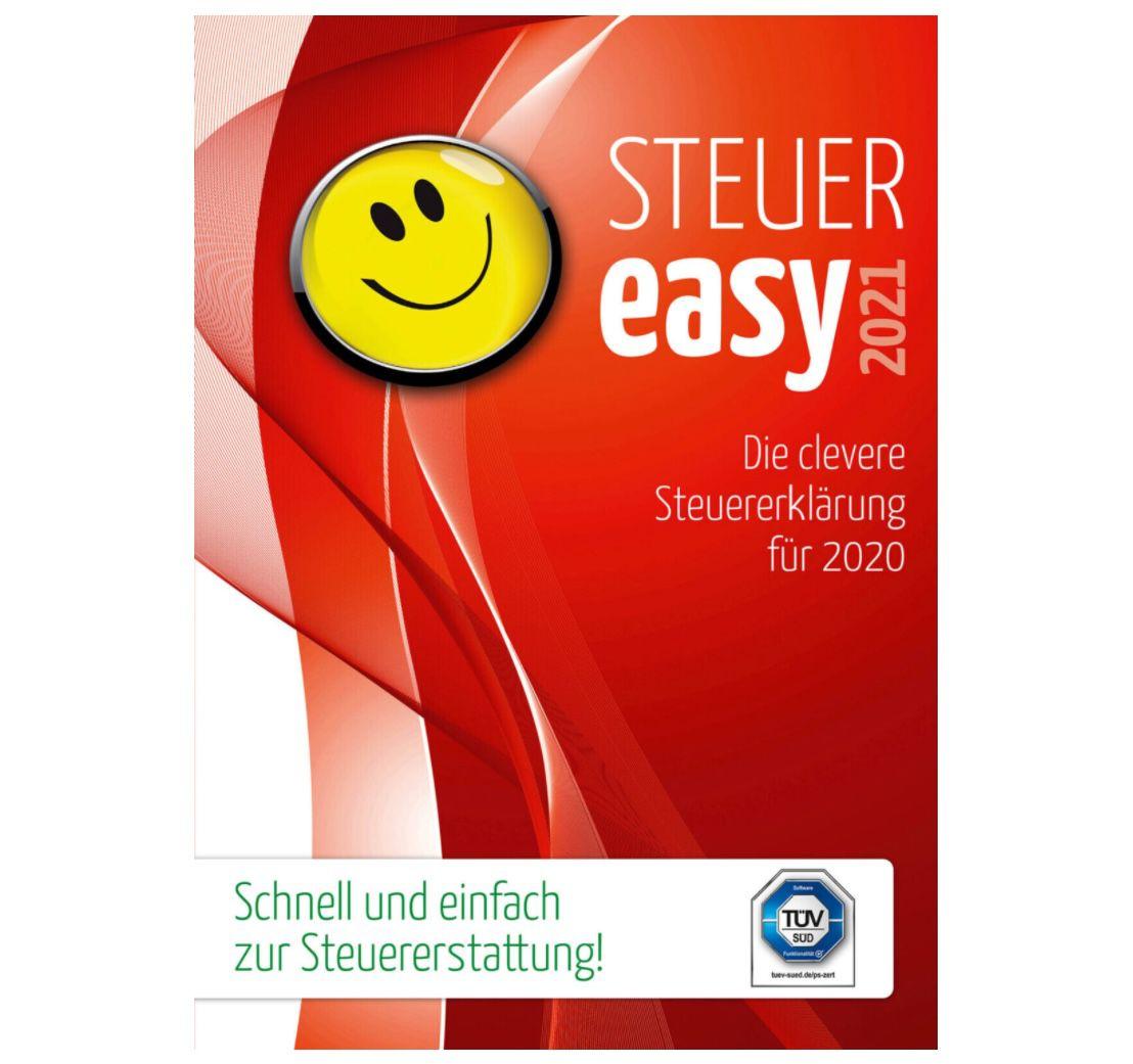 SteuerEasy 2021 (für Steuerjahr 2020) als Download für 9,49€