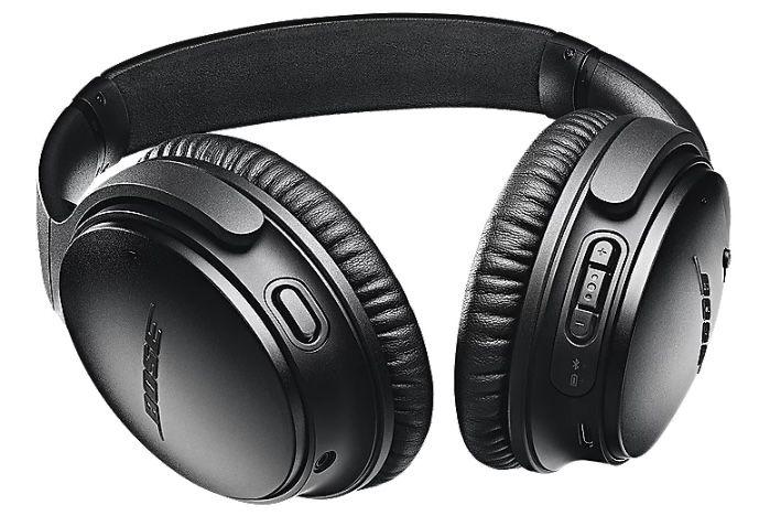 Bose Quietcomfort 35 II wireless Over Ear Kopfhörer in Silber für 169,89€ (statt 197€)