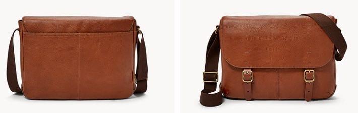 Fossil Buckner City Bag aus Leder für 64,85€ (statt 145€)