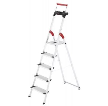 Hailo ComfortLine XXL Leiter mit 5 Stufen für 63,99€ (statt 75€)
