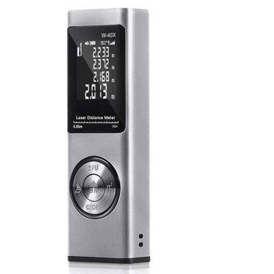 TOOLTOO Laser Entfernungsmesser bis zu 40 Meter mit LCD Hintergrundbeleuchtung für 12,97€ (statt 26€)