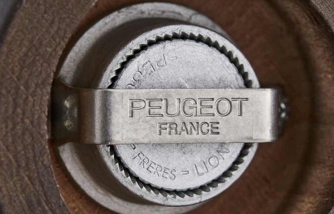 Peugeot Clermont Meisterkoch Pfeffermühle in Braun für 25€ (statt 44€)