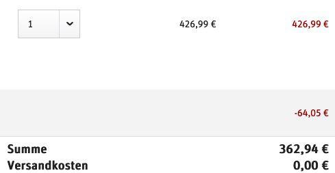 Bosch Nass  und Trockensauger GAS 35 L AFC für nur 362,94€ (statt 432€)