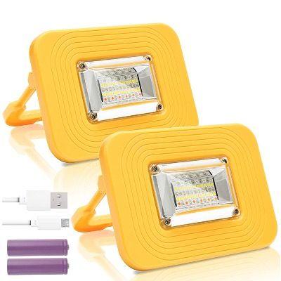 30% Rabatt auf Wolketon Batterie LED Arbeitsscheinwerfer   z.B. 2x 20W für 16,79€ (statt 24€)