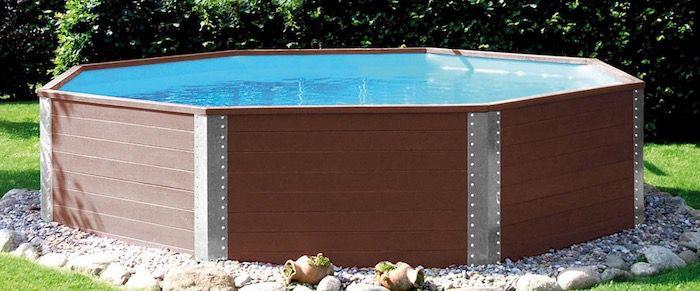 Weka Massivholz Gartenpool mit 325cm Durchmesser inkl. Filteranlage für 1.559,10€ (statt 1.916€)