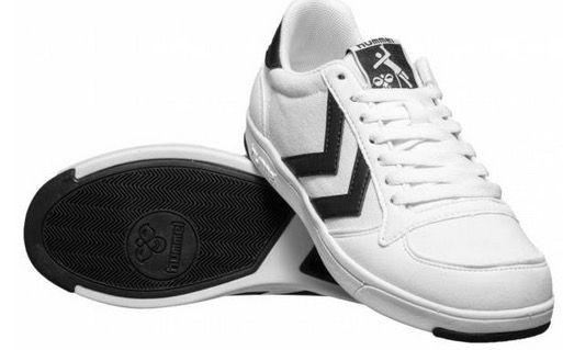 hummel Herren Stadil Light Canvas Sneaker für 20,11€ (statt 25€)