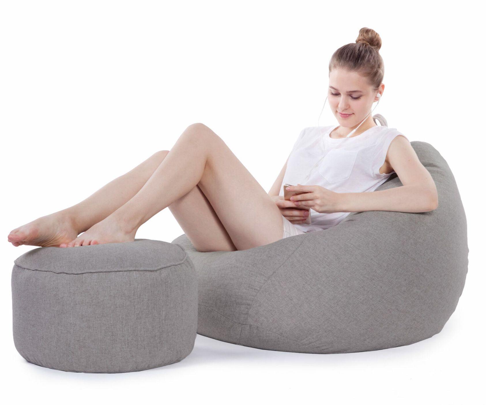 Lumaland Comfort Line Sitzsack 120l Volumen für 39,19€ (statt 54€)