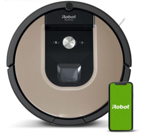 iRobot Roomba Gebraucht Restposten   z.B. Roomba i7558 für 555€ (statt neu 699€)