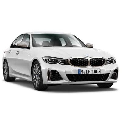 Privat & Gewerbe: BMW M340i xDrive Limousine mit 374PS in Weiß für 499€ brutto mtl. – LF 0,80