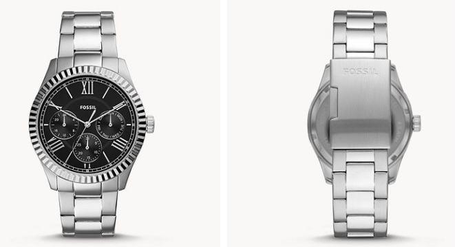 Knaller! 🔥 Fossil Uhren (12 Modelle) mit 60% Rabatt + 15% Gutschein   z.B. Herrenuhr Chapman für 54€(statt 119€)