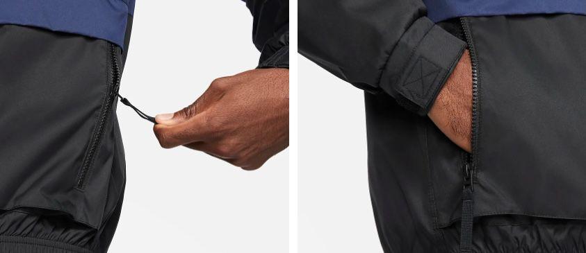 Nike Air Woven Herren Windbreaker in 3 Farben für je 79,99€ (statt 100€)