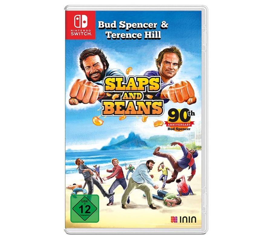Bud Spencer & Terence Hill: Slaps And Beans (Switch) ab 23€ (statt 35€)