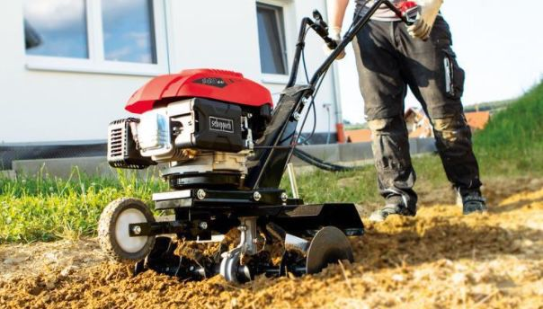 Scheppach MTP560   3,7 PS Benzin Gartenhacke für 199,99€ (statt 249€)