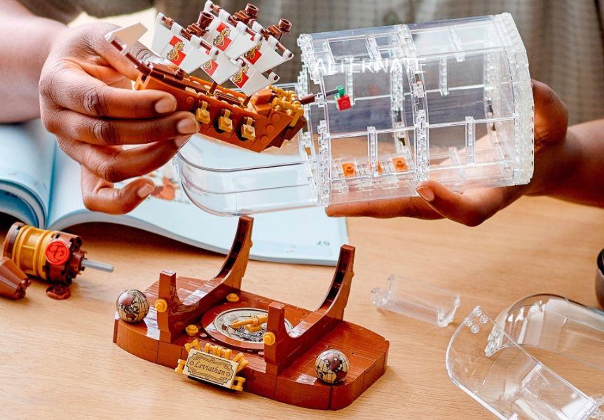 LEGO Ideas (92177)   Schiff in der Flasche für 59,90€ (statt 65€)