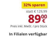Schnell? Cybex Solution X2 fix Kindersitz in Pure Black für 89€ (statt 172€)   nur Abholung