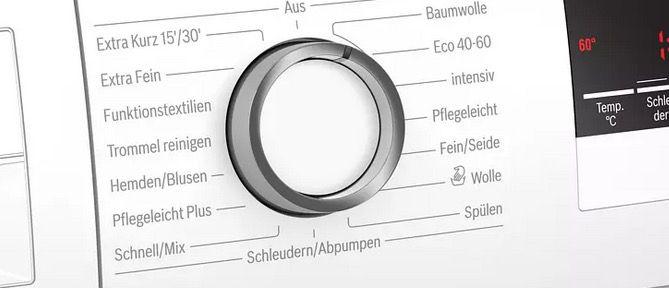 Bosch WAN28K40 Waschmaschine (8kg, 1400 U/Min, C) ab 389€ (statt 468€)