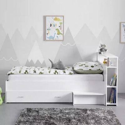 Bessagi Kinder- & Juniorbett Nika inkl. viel Zubehör für 294,25€ (statt 399€)