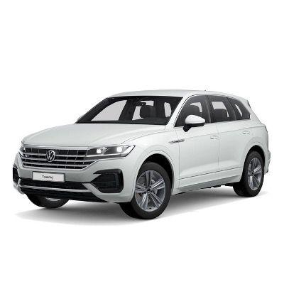Gewerbe: VW Touareg R-Line V6 TDI mit 231 PS für 268€ mtl. netto – LF: 0,50