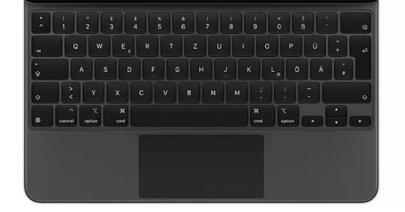 Apple Magic Keyboard für iPad Pro 12.9 (4. Generation) ab 249€ (statt 339€)