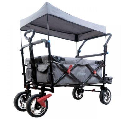Fuxtec Bollerwagen FX-CT800 mit Sonnendach für 169,15€ (statt 198€)