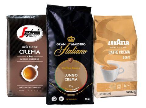 3kg Probierpaket Italien Kaffeebohnen für 29,99€