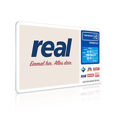 1.000 Extra-Paybackpunkte bei Real ab Einkaufswert von 100€ am 30. und 31. März