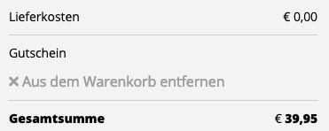 New Balance Kapuzenjacke Essentials Stacked Full Zip Hoodie für 39,95€ (statt 55€)
