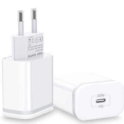 2 Pack AXIULOO 20W USB C Ladegeräte Fast Charger für 10,99€ (statt 22€)