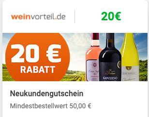 Weinvorteil: Oster Angebote bis  63% reduziert + 20€ Gutschein (ab 50€)   z.B. 12 Flaschen Casa Safra Gran Reserva für 63,88€