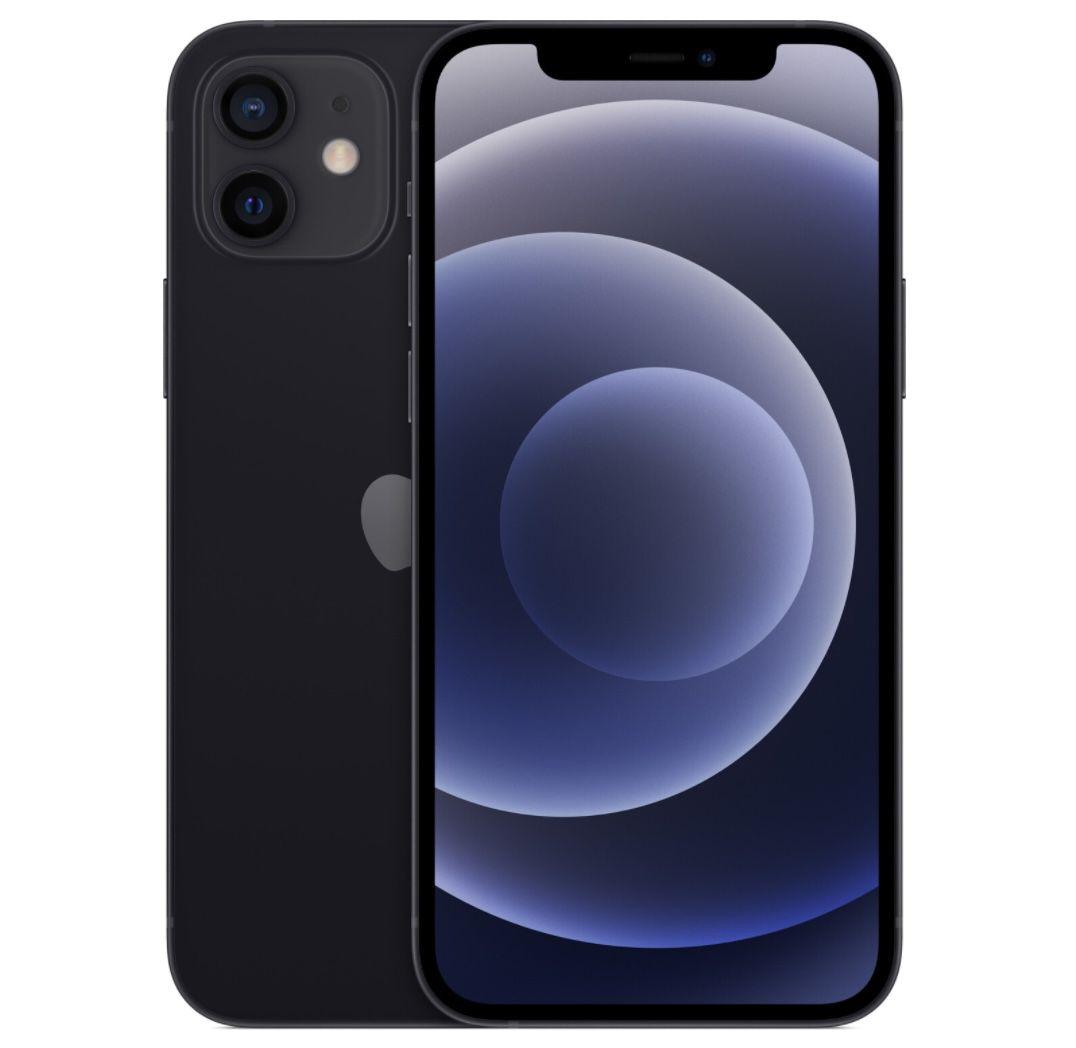 Apple iPhone 12 mit 64GB für 49€ + o2 Allnet-Flat mit 60GB LTE für 39,99€ mtl.