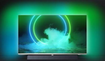 Philips 65PUS9435   65 Zoll UHD Fernseher mit 3 seitigem Ambilight für 1.018,95€ (statt 1.279€)