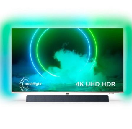 Philips 65PUS9435 – 65 Zoll UHD Fernseher mit 3-seitigem Ambilight für 1.018,95€ (statt 1.279€)
