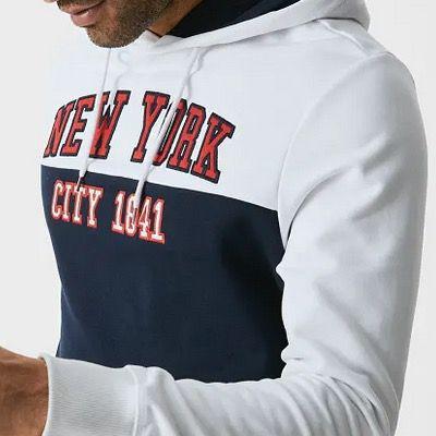 C&A Herren New York Hoodie für 13,49€ (statt 20€)
