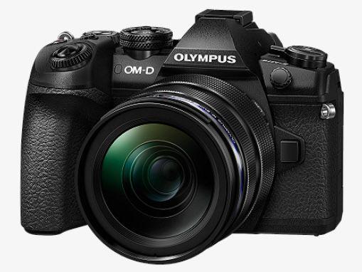 Olympus OM D E M1 Mark II Kit 12 40 mm für 1.199€ (statt 1.489€)