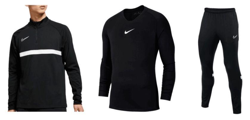 Nike Trainingsset Academy 18 (7 teilig) in vielen Farben & Größen für 99,95€ (statt 140€)