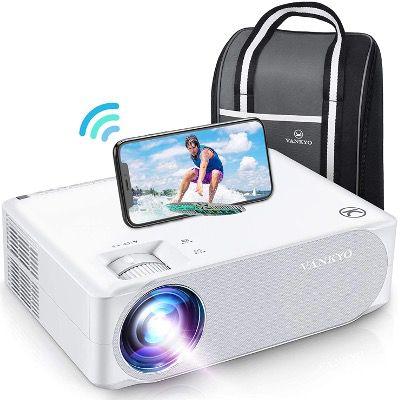 VANKYO WiFi Beamer Performance V630W 7000 Lux und nativen 1080p für 199,99€ (statt 280€)