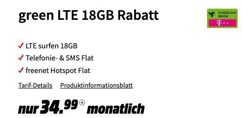 Samsung Galaxy S21 5G + Trio Charger für 99€ + Telekom Allnet mit 18GB LTE für 34,99€
