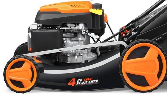 Fuxtec FX RM5196eS Benzin Rasenmäher Selbstfahrer mit eStart für 290,46€ (statt 329€)