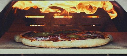 Burnhard Nero Outdoor Pizzaofen für 214,99€ (statt 249€)