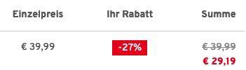 Regatta Herren Strickfleecejacke in vier Farben für 29,19€ (statt 40€)